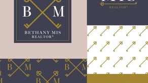 Brand Reveal: Bethany Mis Realtor®