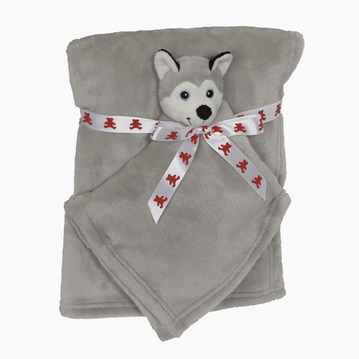 Blanket set Husky