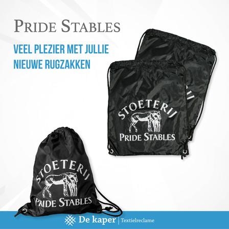 Pride Stables rugzakken.jpg