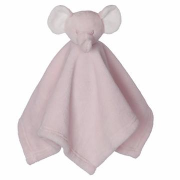 Mini Blankey olifant roze