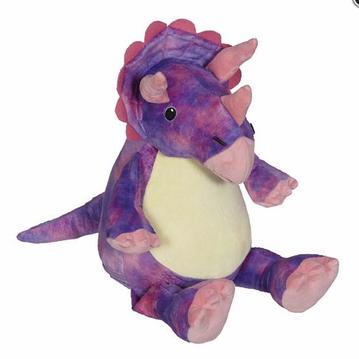 dinosaurus paars