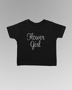 Flower Girl Toddler Tee