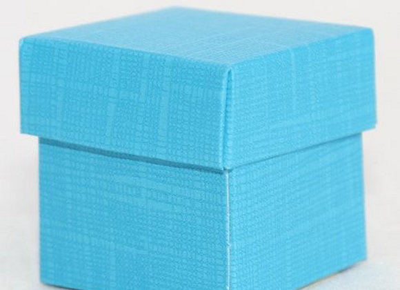 Italian-made Two Piece Favor Box
