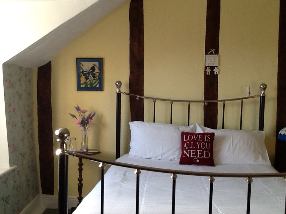 Upton Farm B&B - sleeps 7