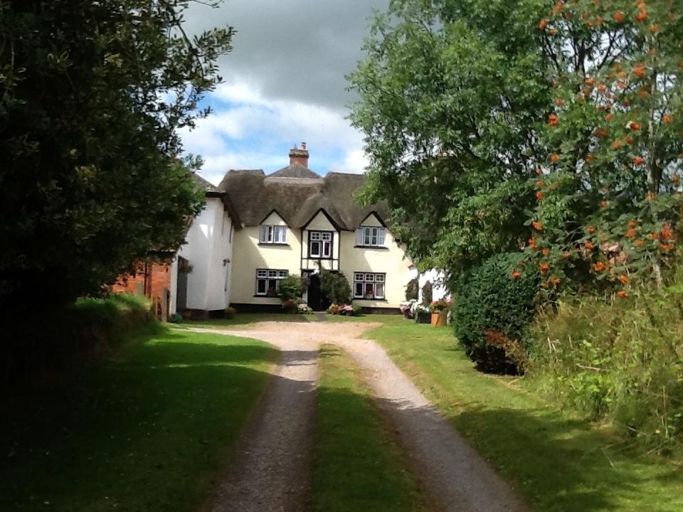 Upton Farm B&B, Clyst Hydon