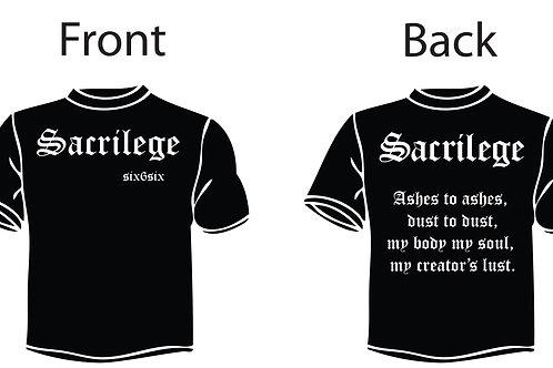 Sacrilege T-Shirt