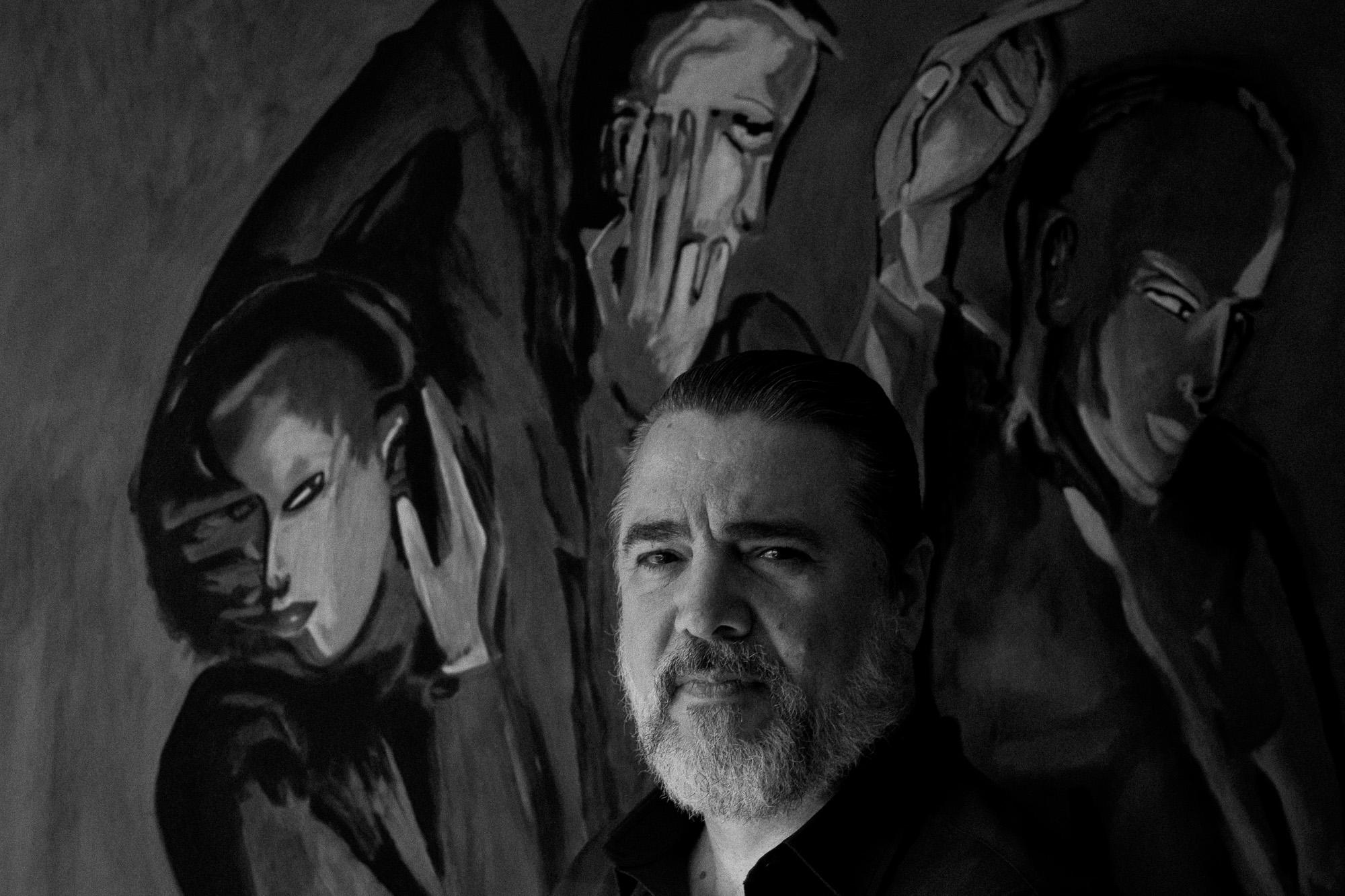 Marcos Varanda, por Ale Ruaro
