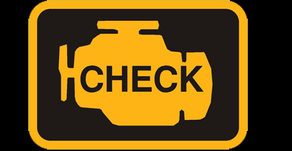 The Dreaded Check Engine Light...What Does It Mean?