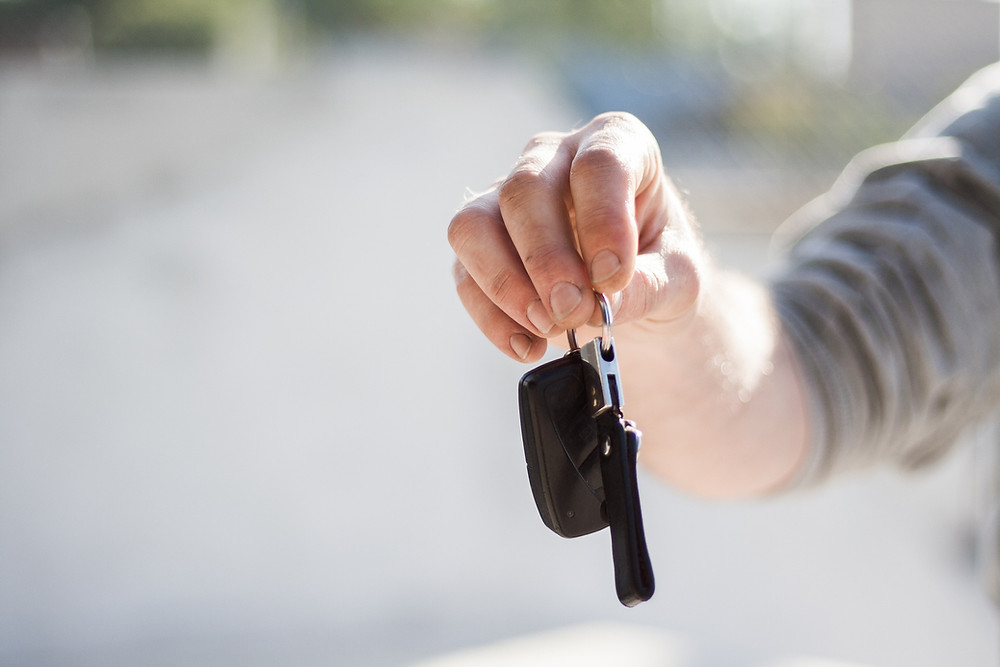 Car Keys For Rental