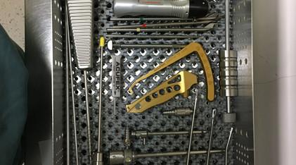 Arthroscopie-instruments