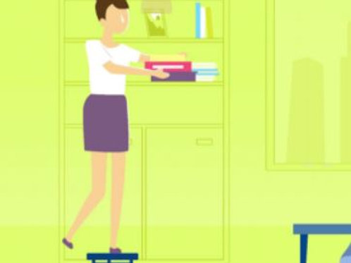 Manual Handling in the Office e-learning
