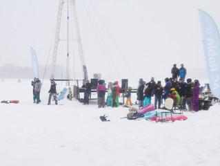 Зимний вейк или SnowCable. Отчет о соревнованиях.