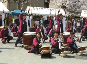 桜祭り中止のおしらせ