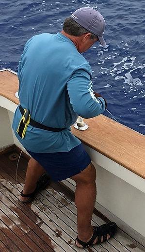 06) KONA - 550 lb. Pacific Blue Marlin 0
