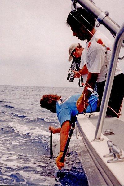 30) MADEIRA 1995 - BIG ATLANTIC BLUE MAR