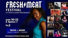June 20-22 Fresh Meat Festival  Z Space   San Fransisco 8pm Show  - Trevor Miles Dance