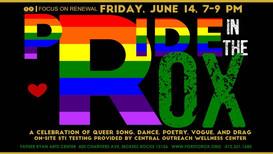 Friday June 14 PRIDE in the Rox  Ryan Arts Center McKees Rocks 7pm Doors 7:30 Show - Trevor Miles Dance