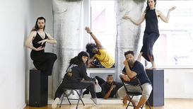 Wednesday May 8-12 newMoves Contemporary Dance Festival  Kelly Strayhorn Theater | Alloy Studios  East Liberty  Various Times  - Trevor Miles Dance