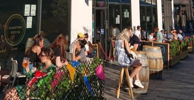 Vinothec Social Pizza Bar