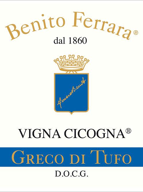 Greco Di Tufo, Vigna Cicogna, Benito Ferrara, 2018 Italy, Campania