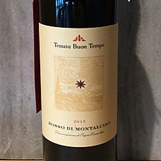 Rosso di Montalcino, Buon Tempo, 2015,Tuscany