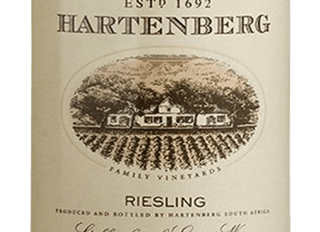 RIESLING, Hartenberg, STELLENBOSCH 2017