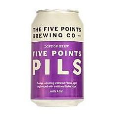 5 Points Pils 12 X 330ml
