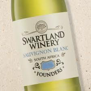 Sauvignon Blanc 'Founders', Western Cape, Swartland Winery, 2019, South Africa
