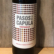 Pasos De La Capsula 2017 – Tempranillo – Spain: