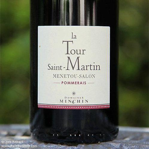 Pinot Noir, D.Minchin St Martin , Menetou-Salon France, Loire 2018
