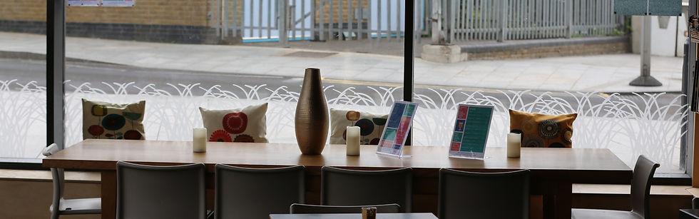 La grande Table at Vinothec Social