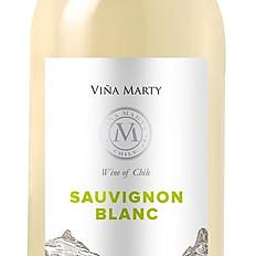 Vina Marty Sauvignon Blanc 2019 Chile