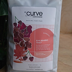 Curves Roasters - 1kg beans Reinerio Tineo Family in Peru