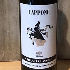 Cappone, Chianti Classico,  2016, Italy