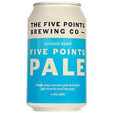 5 Points Pale 12 X 330ml £26