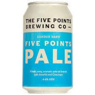 Five Points Pale Ale Can 330Ml