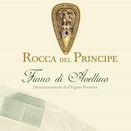 Fiano Di Avellino, Rocca Del Principe, 2016 Italy, Campania