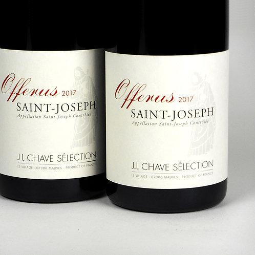 St Joseph, Offerus, Jean-Louis Chave Selection, 2017 France, Rhone