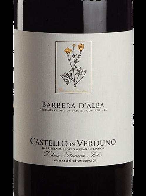 Barbera D'Alba, Castello Di Verduno, 2017 Italy, Piemonte
