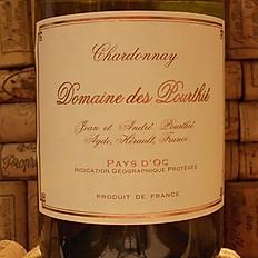 Chardonnay, Pays d'Oc, Domaine des Pourthié 2018 France