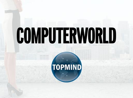 Sandra Maura, CEO da TOPMIND, em destaque na Computerworld: Especial do Dia Internacional da Mulher