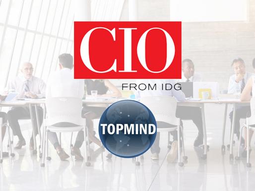 TOPMIND, é destaque no CIO: A importância da Cultura Organizacional para a Transformação Digital