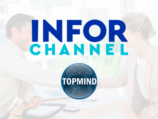 """TOPMIND é destaque no Infor Channel com artigo """"10 dicas para sair da empresa e deixar a porta..."""""""
