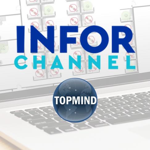 Topmind oferece solução de controle de escritório para retorno seguro é destaque no Infor Channel