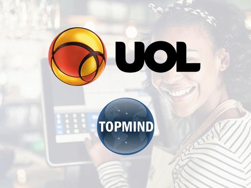 Sandra Maura, CEO da TOPMIND, em destaque na Uol: Digitalização de PMEs