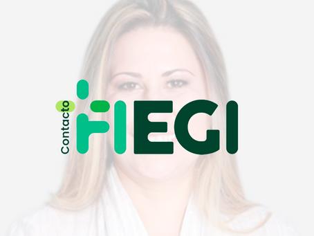 Sandra Maura em destaque na FIEGI: Foro Internacional de Empresas de Gestión de Información.