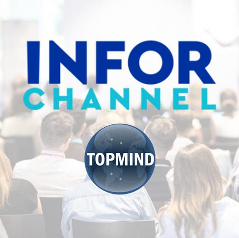 Topmind realiza nova edição de seu programa TOP+PRÓXIMO é destaque no Infor Channel
