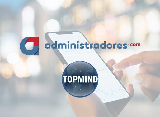 Primeiros passos para a transformação digital de uma empresa é destaque no administradores