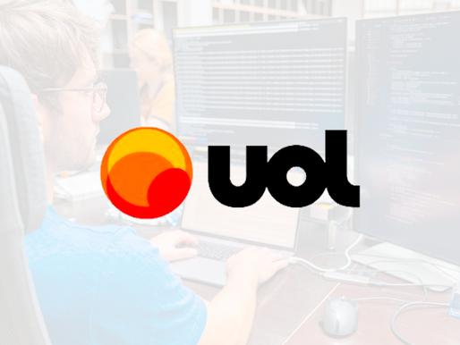 TOPMIND em destaque no UOL: Topmind abre 70 novas vagas