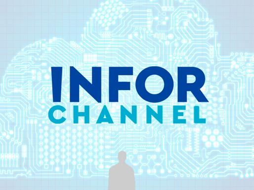 TOPMIND em destaque no Infor Channel: A Nuvem como ferramenta de transformação dos negócios